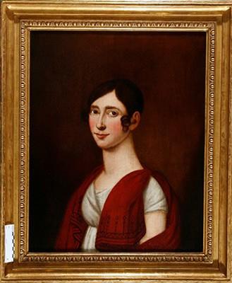 Portrait einer vornehmen Dame - Beitragsbild